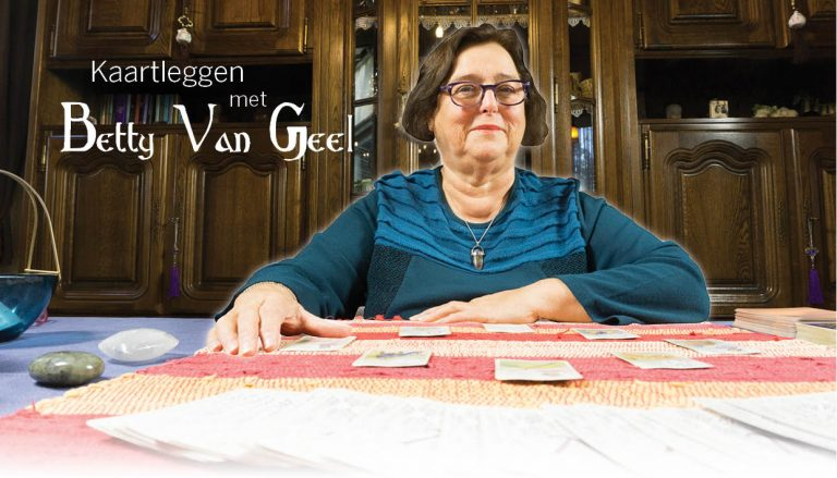 Betty Van Geel