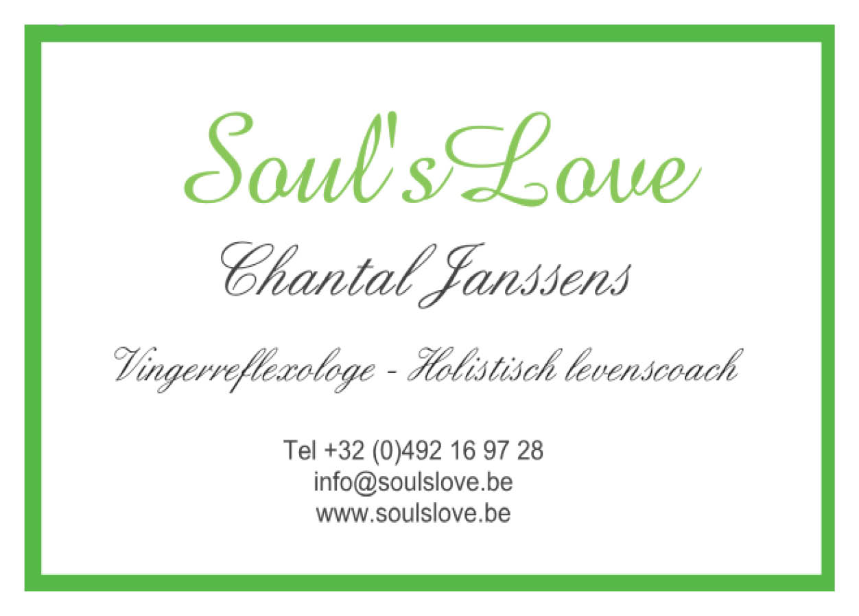 Soul's Love - Visitekaartje