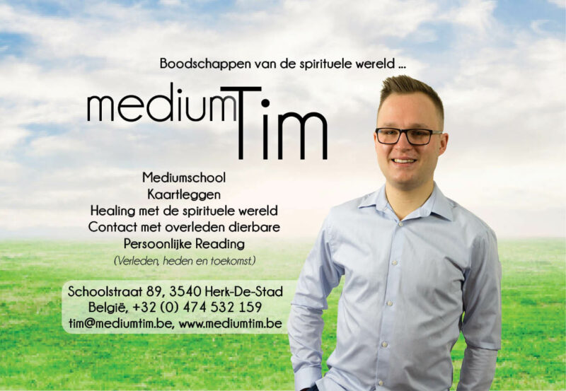 Mediumschool Tim Everaerts