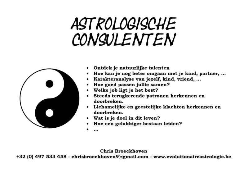 Evolutionaire Astrologie